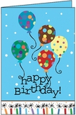 BU151V - Happy Birthday Volunteer Cards