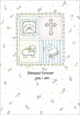 C2606C - Little Lamb Religious CelerbrationCards