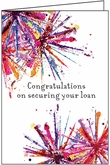 C425B - Loan Congratulations Cards