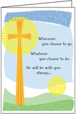 C603C - Religious Scripture Greeting Cards