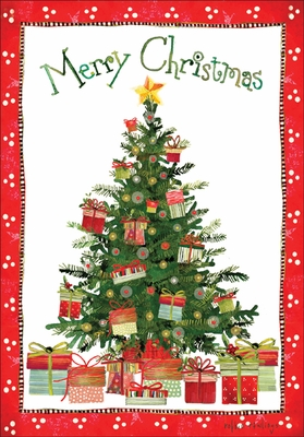 CU704 - Christmas Tree Cards