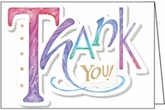 DBL25 - Bulk Real Estate Thank You Note Cards
