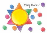 Donation Thank You Cards