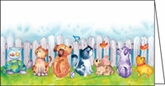 DPP33 - Animal Friends Personal Calendar