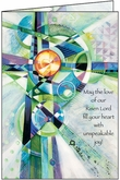 EB705C - Joy Easter Cards