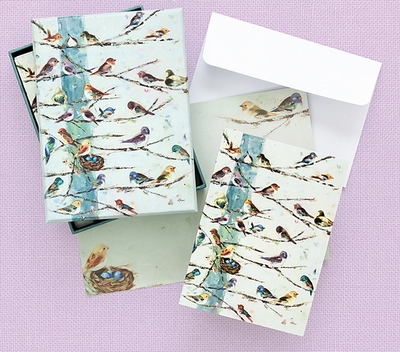 FNC12487 -  Boxed Note Cards
