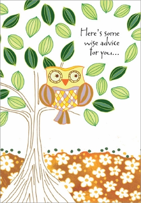 GW9506 - Owls Get Well Cards