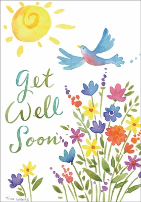 GWU506 - Get Well Soon Card