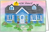 HA02 - New Home Annoucement Cards