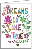 HN402 - Dreams Do Come True New Home Cards