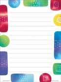 HNP13 - Band Aid Note Pad