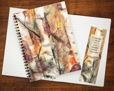 JRL04B - Woods Volunteer Journal Bookmark Set