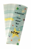 MARK-V10-20 - Star Volunteer Bookmarks