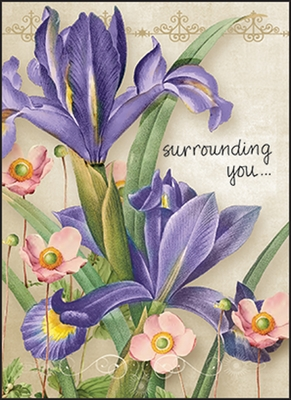 MBL15H - Surrounding You Hospice Cards