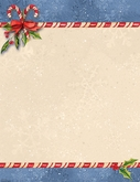 MCLS02 - Candy Cane Holiday Paper