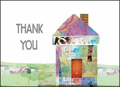 NBL01 - Charming Thank You Notes
