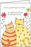 P5406 - Difficult Loss Sympathy Pet Cards