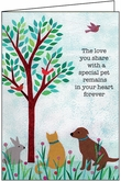 P5422 - Pet Sympathy Cards for Veterinarians