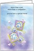 PH458 - Special Companion Sympathy Cards