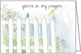QBL31 - Prayers Hospice Note Cards
