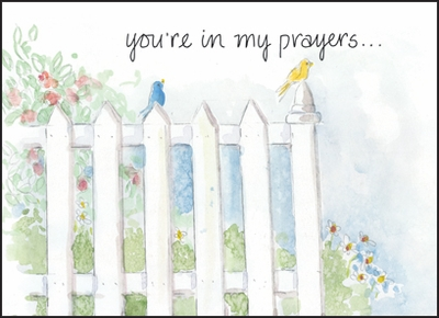 QBL31 - Prayers Note Cards