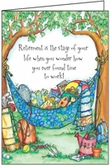 R2461 - Hammock Retirement Cards