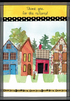 REG426 - Real Estate Referral Thank You Cards