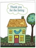 REN03 - Listing Thank You Cards