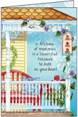 S1204 - Porch Sympathy Card