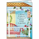 s1204 porch sympathy card - Bulk Sympathy Cards