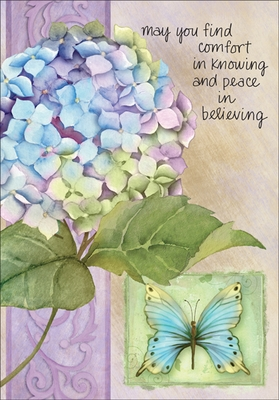 S1205 - Butterfly Sympathy Cards