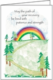 S251 - Rainbow Inspirational Cards
