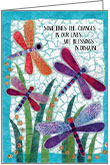 S5201 - Dragonflies Support Cards