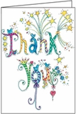 T2314 - Whimsical Thank You Cards