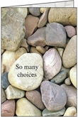 T306B - Many Choices Thank You Cards