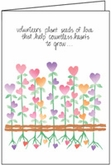 T334 - Seeds of Love Volunteer Thank You Cards