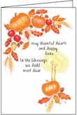 TGH885 - Thanksgiving Cards