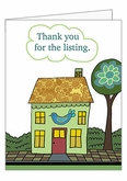 Thank You Notes - Listing