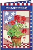 TJ305V - Patriotic Volunteer Thank You Cards