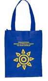 TOTE-V2 - Blue Volunteer Tote Bag
