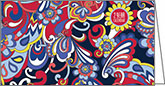 WPP231 - Paisley Pocket Planners