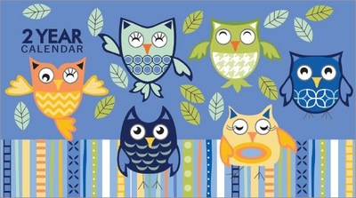 WPP232 - Owls Pocket Planners