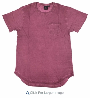 Men's Akademiks Enzyme Washed Tees - Click to enlarge
