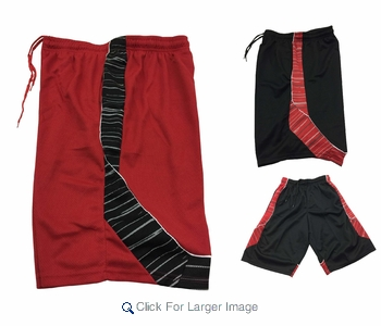 Men's Long Basketball Shorts - $6.50/pc - Click to enlarge