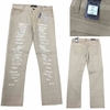 Wholesale Argonaut Rip Torn Color Jeans - $18.50/pc - M-ARG-2114-KH