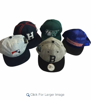 Wholesale Hundreds Brand Hats - $8.50 - A-HUN-0100-ASST - Click to enlarge
