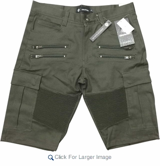 Wholesale Men's Akademiks BIG MENS Fashion Shorts - $19.50/pc. - Click to enlarge