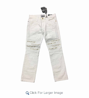 Wholesale Men's Fashion Denim Jeans by Normcore - $22.50/pc. - Click to enlarge