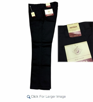 Wholesale Men's Twill Casual Pants - $10.50/pc - Click to enlarge