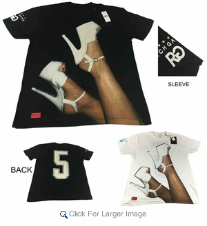 Wholesale Rich Gang T-shirts - $8.50/pc - 6pc pack - M-RIG-1T12 - Click to enlarge